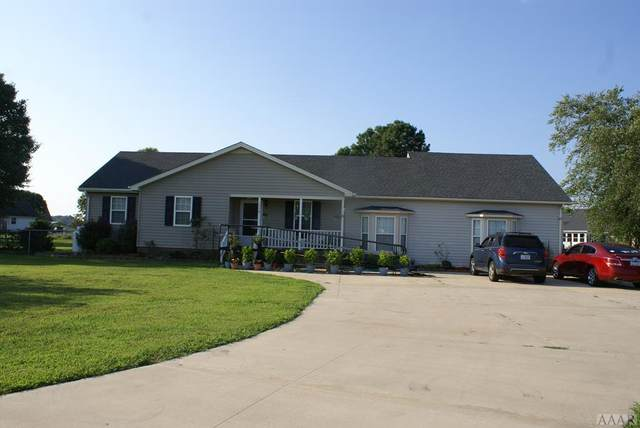1110 Reid Drive, Elizabeth City, NC 27909 (MLS #105056) :: AtCoastal Realty