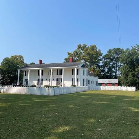 321 Riverby Farm Rd, Edenton, NC 27932 (MLS #105418) :: AtCoastal Realty
