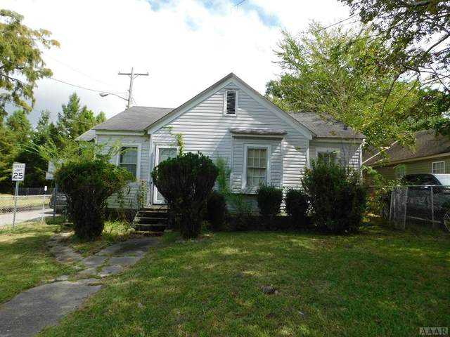 912 Southern Ave, Elizabeth City, NC 27909 (#105470) :: Austin James Realty LLC
