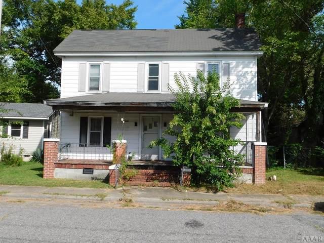 508 Cypress Street, Elizabeth City, NC 27909 (#105480) :: Atlantic Sotheby's International Realty