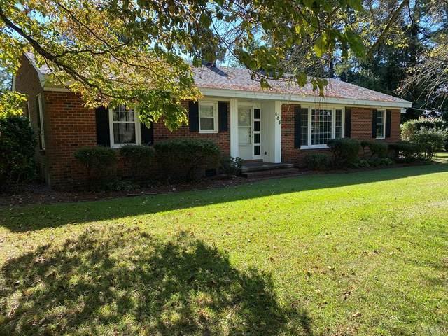 605 Queen Street W, Edenton, NC 27932 (#105482) :: Atlantic Sotheby's International Realty