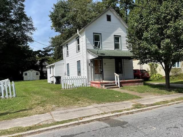711 Greenleaf Street, Elizabeth City, NC 27909 (#105485) :: Atlantic Sotheby's International Realty