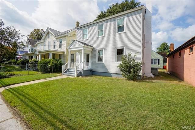 503 Road Street N, Elizabeth City, NC 27909 (MLS #105573) :: AtCoastal Realty