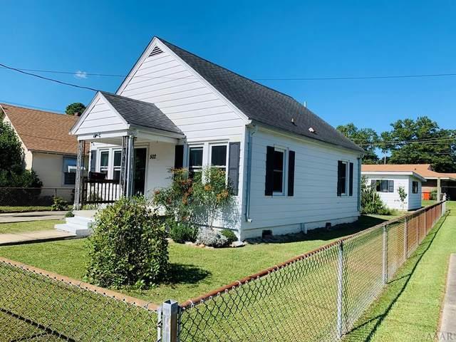 502 Maple Street, Elizabeth City, NC 27909 (MLS #105595) :: AtCoastal Realty