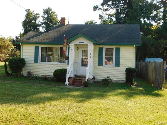 319 Burke St, Elizabeth City, NC 27909 (MLS #105617) :: AtCoastal Realty