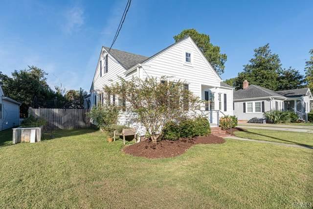 916 Jones Avenue, Elizabeth City, NC 27909 (MLS #105655) :: AtCoastal Realty