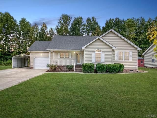 144 Ranch Drive, Elizabeth City, NC 27909 (MLS #105695) :: AtCoastal Realty