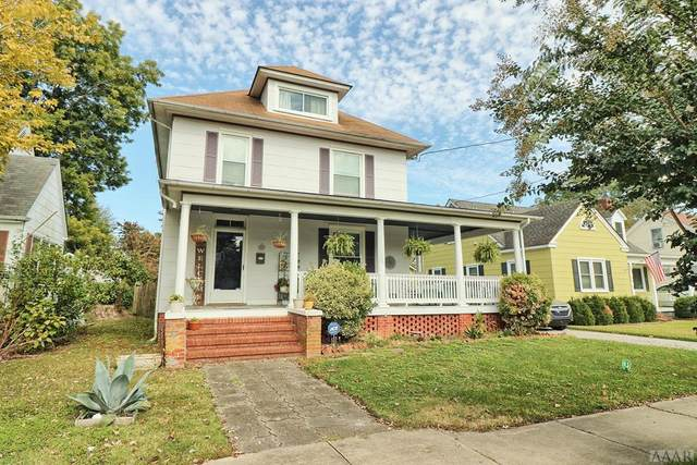 900 Cedar Street, Elizabeth City, NC 27909 (MLS #105832) :: AtCoastal Realty