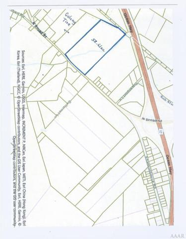 1521 Broad Street N, Edenton, NC 27932 (MLS #91938) :: Chantel Ray Real Estate