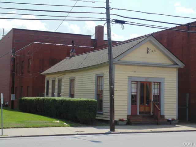 117 Main Street E, Williamston, NC 27892 (MLS #92280) :: AtCoastal Realty