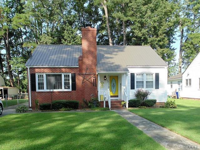 907 Liberty Street, Ahoskie, NC 27910 (MLS #92289) :: Chantel Ray Real Estate