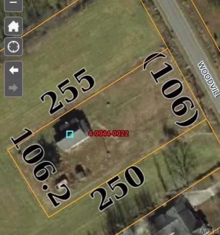 458 Woodville Road, Hertford, NC 27944 (MLS #92488) :: AtCoastal Realty