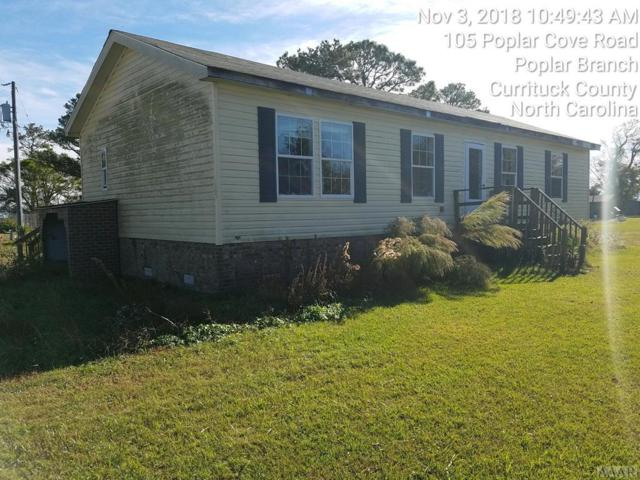 105 Poplar Cove Rd, Poplar Branch, NC 27965 (MLS #92949) :: AtCoastal Realty