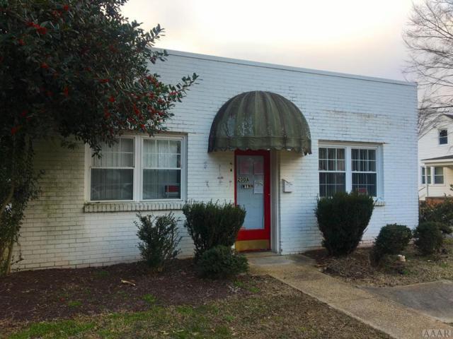 200 Wynn Street S, Murfreesboro, NC 27855 (MLS #93920) :: Chantel Ray Real Estate