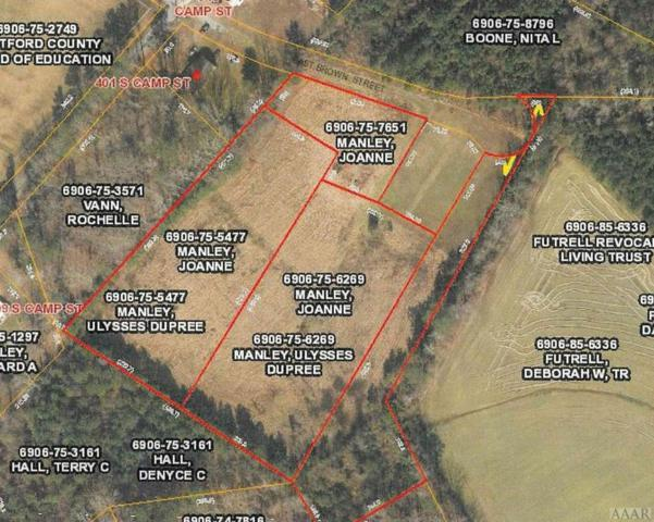 N/A Brown Street, Winton, NC 27986 (MLS #94749) :: Chantel Ray Real Estate