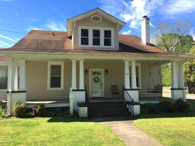 211 High Street W, Murfreesboro, NC 27855 (#94961) :: The Kris Weaver Real Estate Team