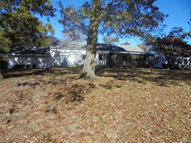302 Okisco Trail, Edenton, NC 27282 (MLS #95109) :: AtCoastal Realty