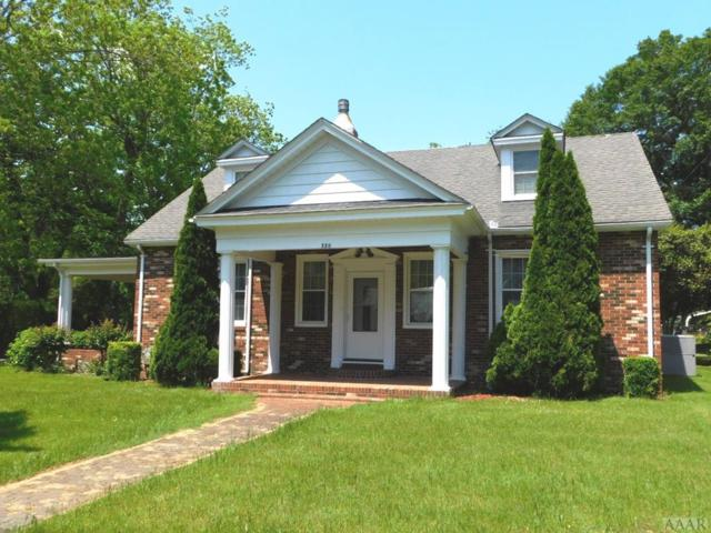 320 High Street W, Murfreesboro, NC 27855 (#95188) :: The Kris Weaver Real Estate Team