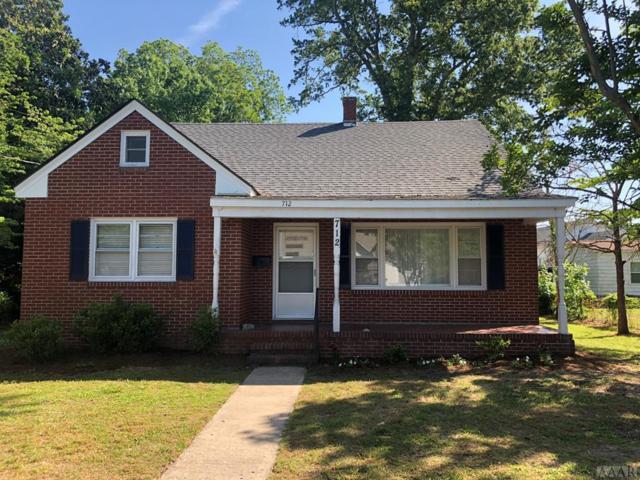 712 Pennsylvania Avenue, Hertford, NC 27944 (MLS #95394) :: Chantel Ray Real Estate