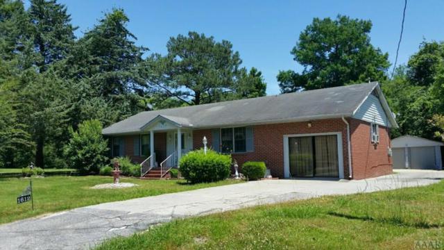 1612 Camellia Drive, Elizabeth City, NC 27909 (MLS #95399) :: Chantel Ray Real Estate