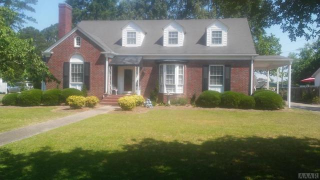 102 Purvis Street W, Robersonville, NC 27871 (MLS #95413) :: Chantel Ray Real Estate