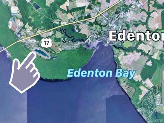 116 Schooner Landing Drive, Edenton, NC 27932 (MLS #95785) :: Chantel Ray Real Estate