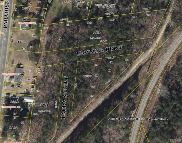 TBD Paradise Road, Edenton, NC 27980 (MLS #96032) :: Chantel Ray Real Estate