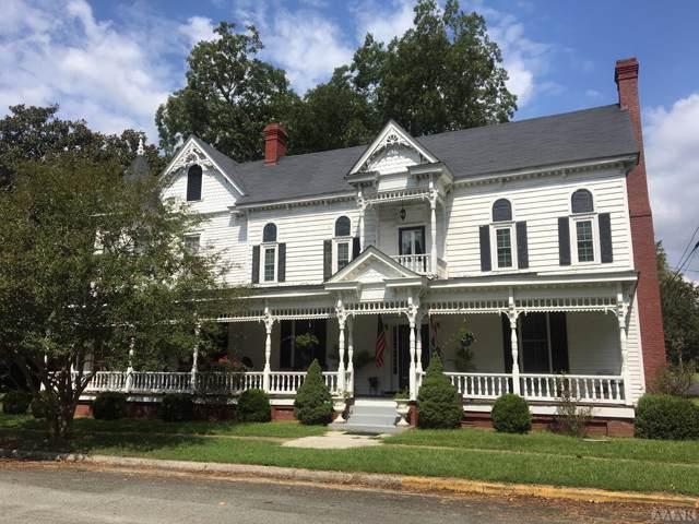 100 Calhoun Street W, Jackson, NC 27845 (MLS #96797) :: Chantel Ray Real Estate