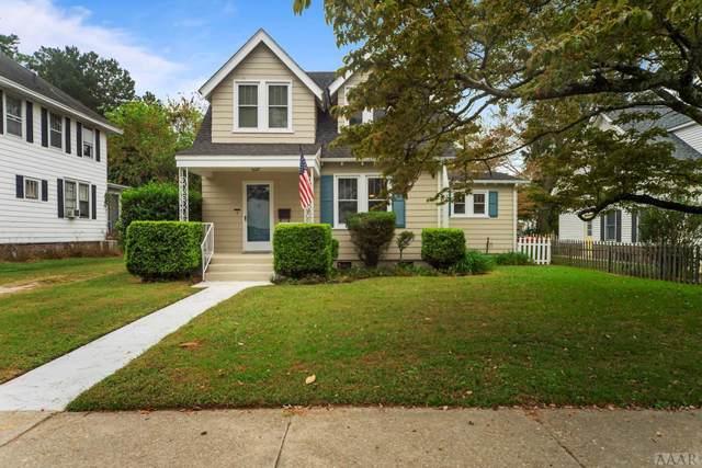 925 Riverside Ave, Elizabeth City, NC 27909 (MLS #96999) :: Chantel Ray Real Estate