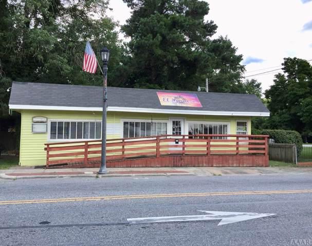 107 Church Street S, Hertford, NC 27944 (MLS #97179) :: Chantel Ray Real Estate