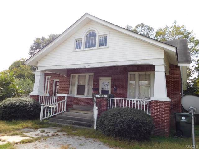 501 Church Street W, Ahoskie, NC 27910 (MLS #97351) :: AtCoastal Realty