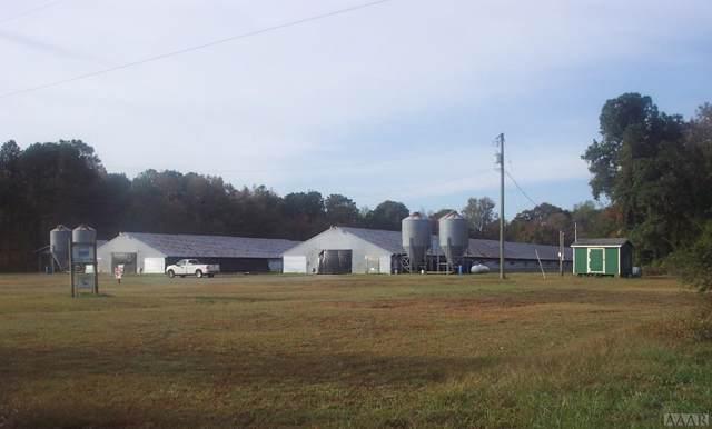 136 Mt Moriah Rd, Winton, NC 27986 (MLS #97419) :: Chantel Ray Real Estate