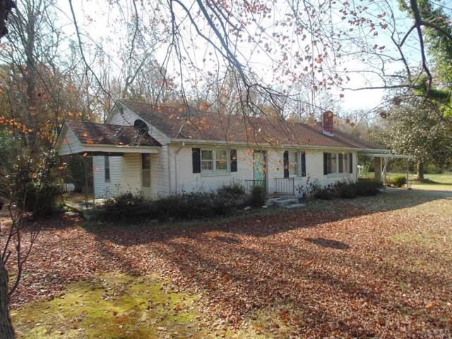 413 Eugene Freeman Road, Colerain, NC 27924 (MLS #97495) :: Chantel Ray Real Estate