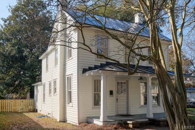 207 Gale Street W, Edenton, NC 27932 (MLS #97508) :: Chantel Ray Real Estate
