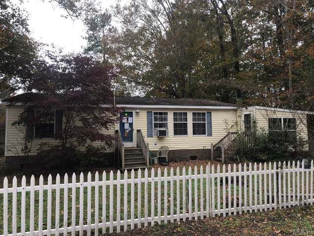 136 Treasure Lane, Hertford, NC 27944 (MLS #97583) :: Chantel Ray Real Estate