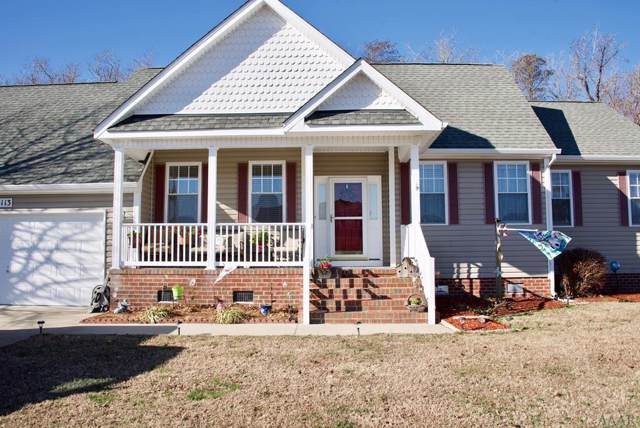 113 Matthews Drive, Elizabeth City, NC 27909 (MLS #97953) :: Chantel Ray Real Estate