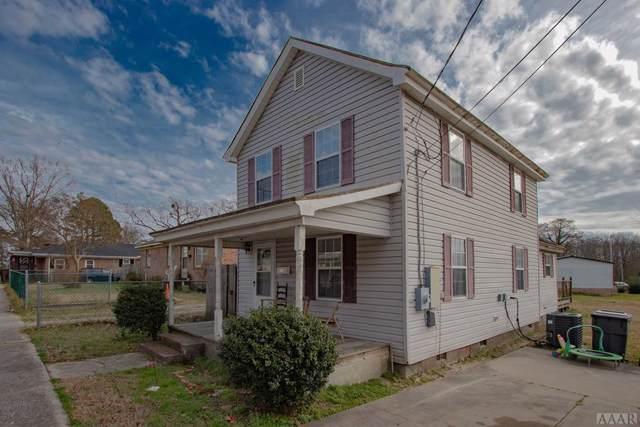 203 King Street, Hertford, NC 27944 (MLS #98011) :: Chantel Ray Real Estate