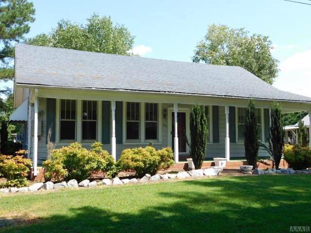 109 Norfleet Street, Kelford, NC 27847 (MLS #98039) :: Chantel Ray Real Estate