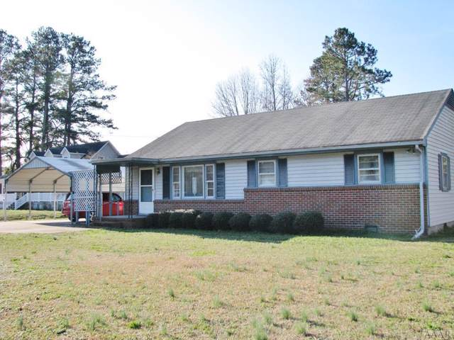 2205 Main Street Ext W, Elizabeth City, NC 27909 (MLS #98098) :: Chantel Ray Real Estate