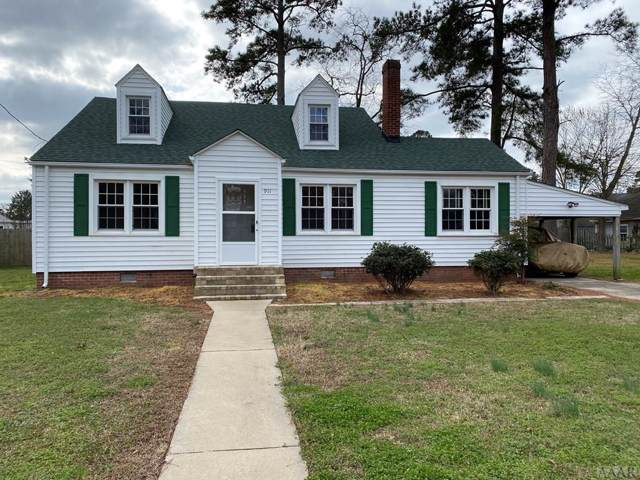 911 Woodruff Avenue, Elizabeth City, NC 27909 (MLS #98104) :: Chantel Ray Real Estate