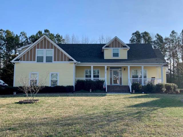 112 Golf Club Drive, Elizabeth City, NC 27909 (MLS #98107) :: Chantel Ray Real Estate