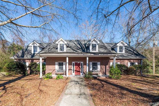 312 Queen Street W, Edenton, NC 27932 (MLS #98122) :: Chantel Ray Real Estate