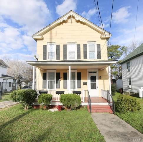 204 Cypress Street E, Elizabeth City, NC 27909 (MLS #98135) :: AtCoastal Realty