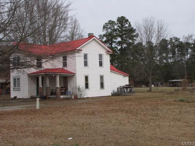 156 Carter Road, Gatesville, NC 27938 (MLS #98144) :: Chantel Ray Real Estate