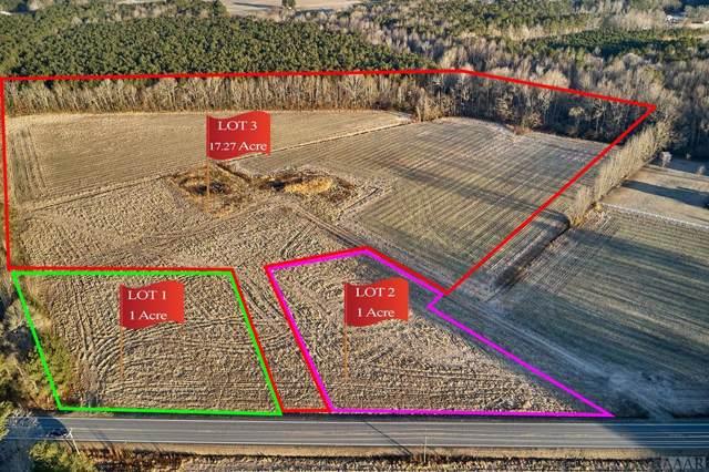 None Hwy 158, Sunbury, NC 27937 (MLS #98152) :: Chantel Ray Real Estate
