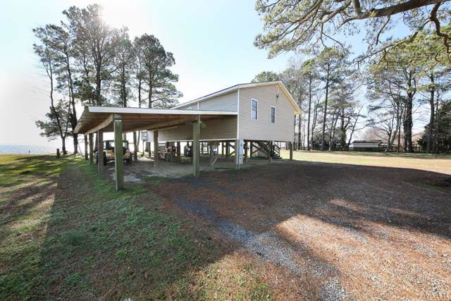 100 Long Beach Drive, Hertford, NC 27944 (MLS #98200) :: Chantel Ray Real Estate