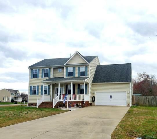 102 Cahoon Lane, Elizabeth City, NC 27909 (MLS #98367) :: Chantel Ray Real Estate
