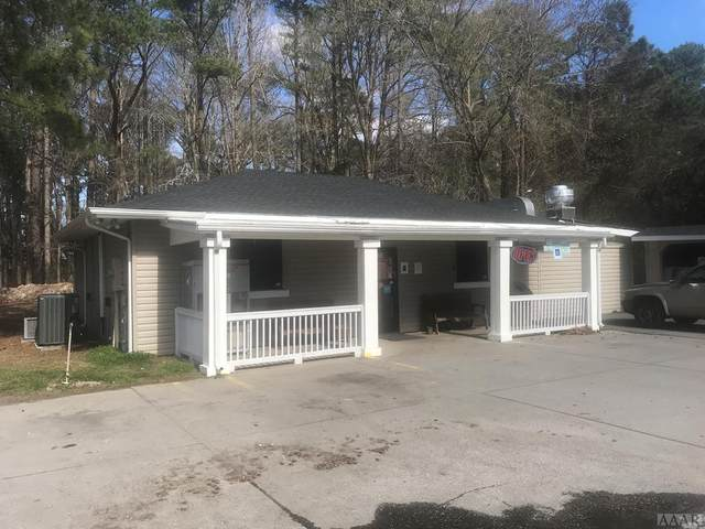 821 Soundside Road, Edenton, NC 27932 (MLS #98454) :: Chantel Ray Real Estate