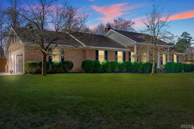 201 Sunset Drive, Hertford, NC 27944 (MLS #98460) :: AtCoastal Realty