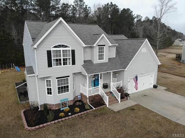 508 Princess Anne Circle, Elizabeth City, NC 27909 (MLS #98479) :: Chantel Ray Real Estate
